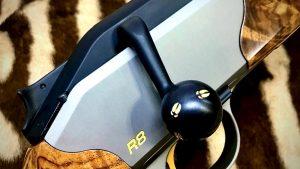 BlaserR8- Kammergriffkugel-Stahl
